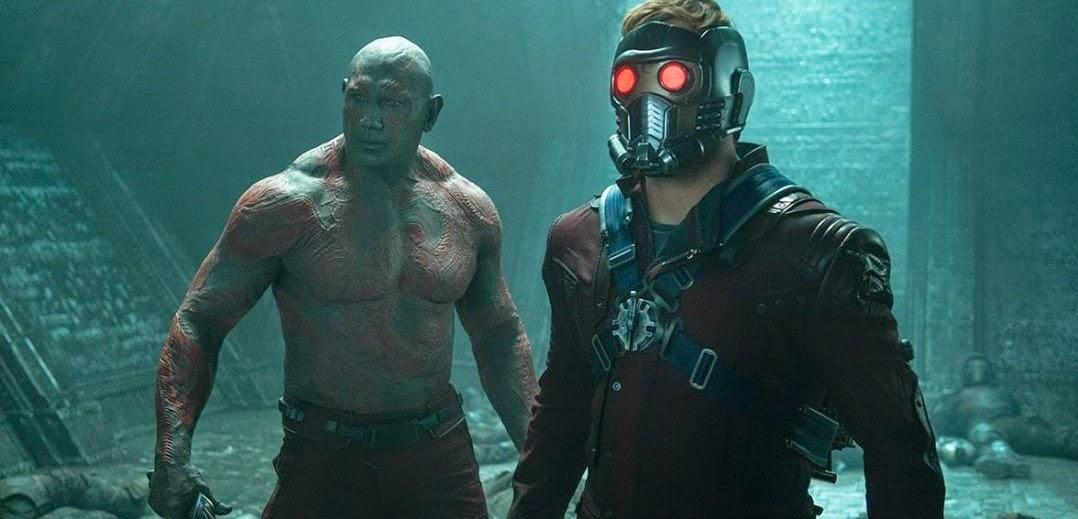 Marvel Studios anuncia Guardiões da Galáxia 2 e define data de lançamento