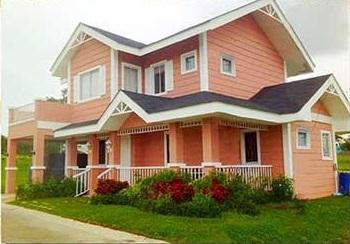 Georgia club model homes