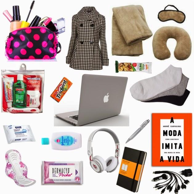Bolsa De Mão Viagem Internacional : Dica de viagem o que levar na mala m?o para viagens longas
