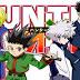 Novo horário de Hunter x Hunter na TV japonesa!