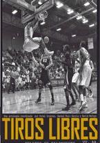 Tiros libres -antología de relatos de baloncesto- , Editorial Lupercalia 2014