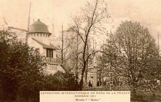 Le Moulin de la Boulangerie l'Union