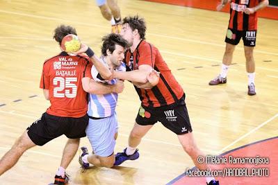 victoria argentina sobre ivry en amistoso disputado en Francia | Mundo Handball