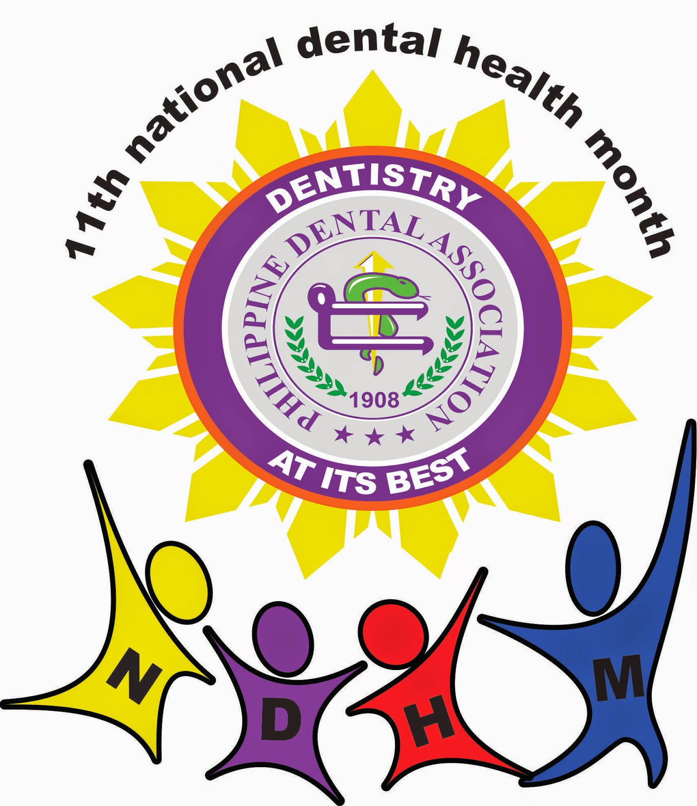 PDA - NDHM ON THE SPOT POSTER MAKING CONTEST 2015 ~ Pinoydental