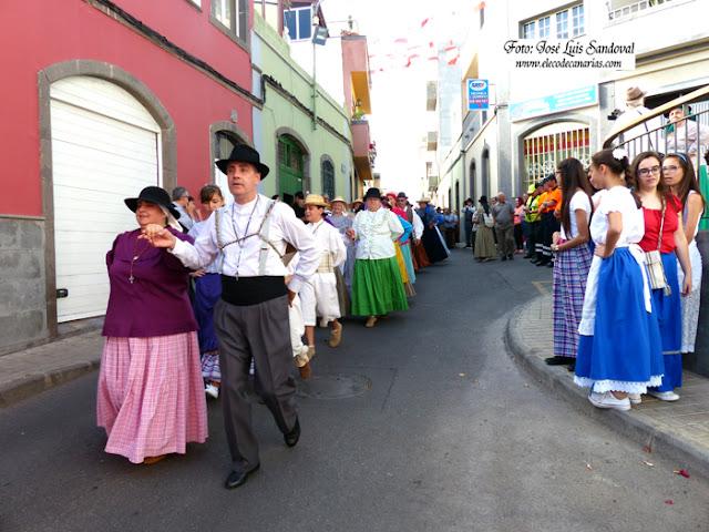 Fotos romería San Juan, Arucas 2015