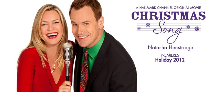 natasha henstridge and gabe hogan play music teachers in the hallmark movie christmas song the two teachers work at a newly merged private school and - Christmas Movie Songs