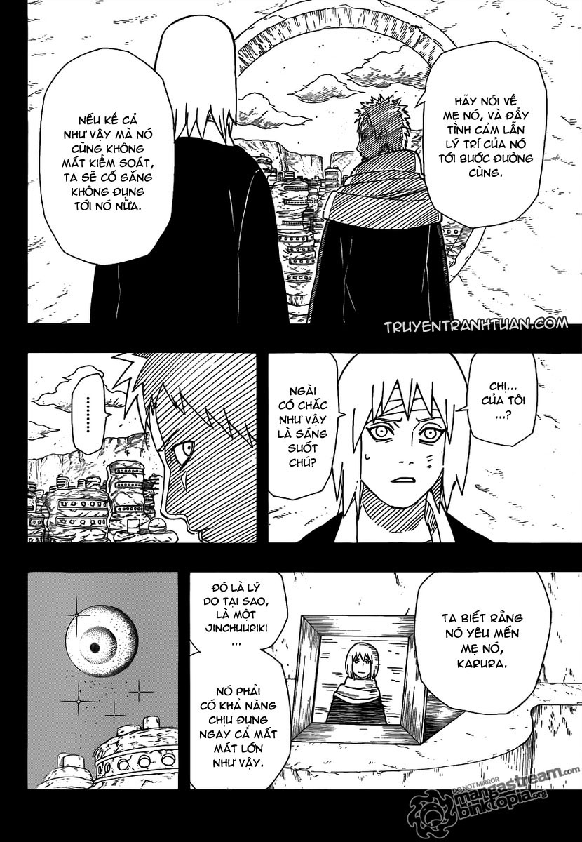 Naruto - Chapter 547 - Pic 6