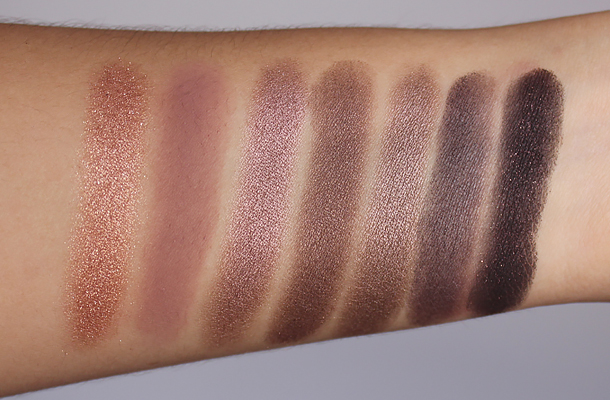 naked 3 urban decay palette review swatches