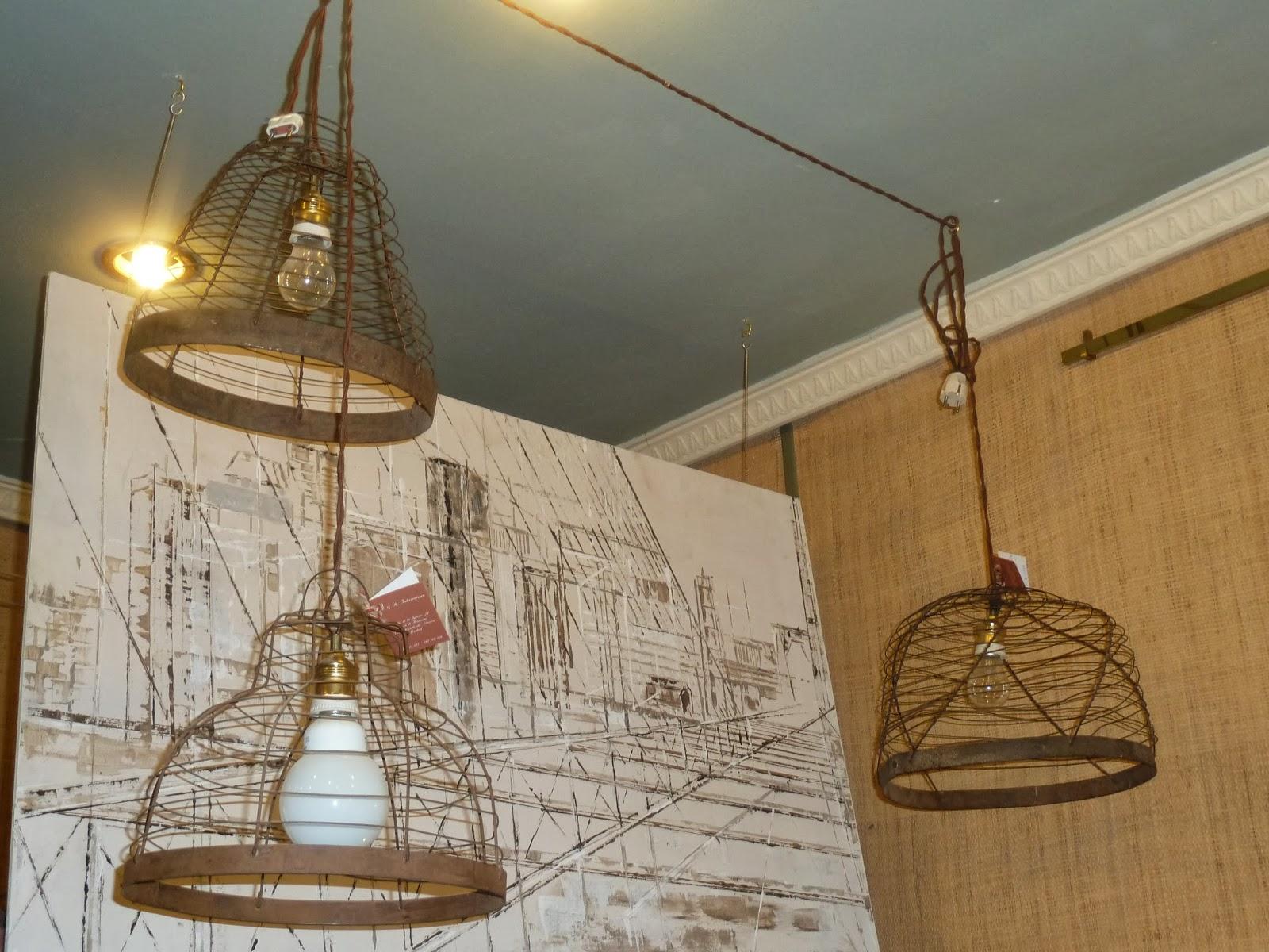 Decoclaje l mparas originales reciladas - Lamparas de mesa originales ...