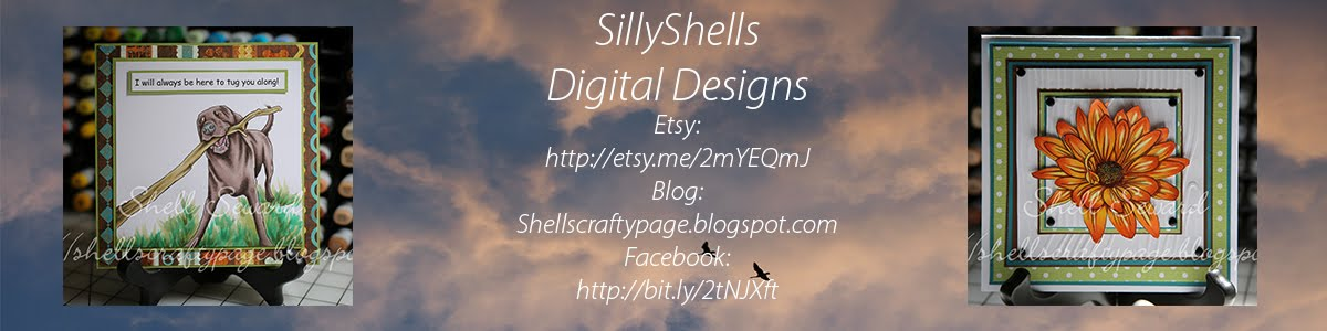 Shells Crafty Page