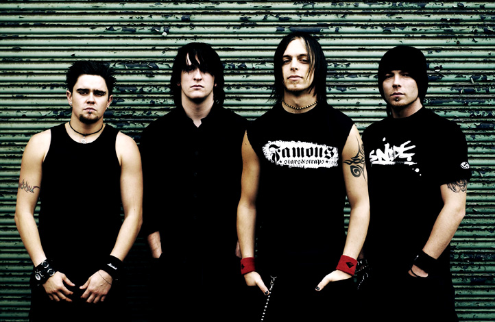 bullet for my valentine - photo #4