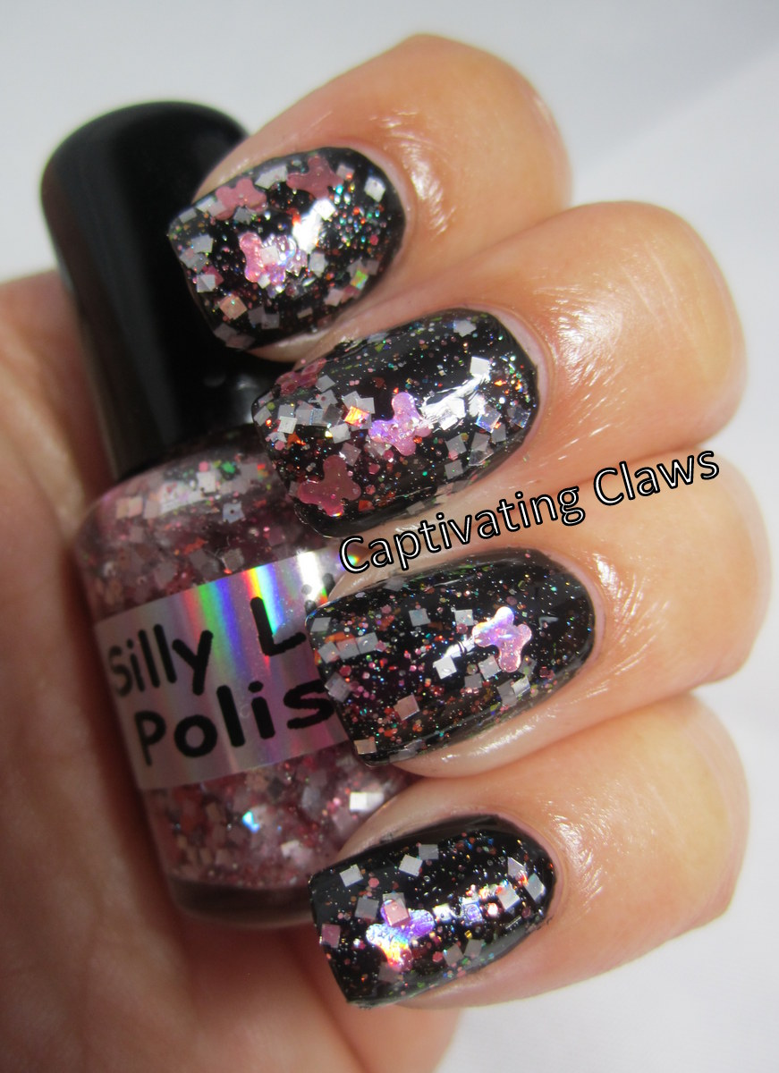 Captivating Claws: A few polishes from Silly Lily on Etsy