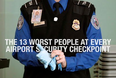 Thrillist's 13 Worst People at Every TSA Checkpoint