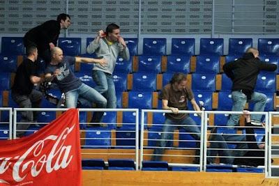 Tumulto e cancelamento da Copa Schweinske