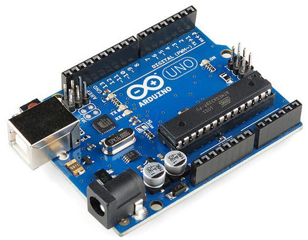 Gambar Board Arduino Uno R3