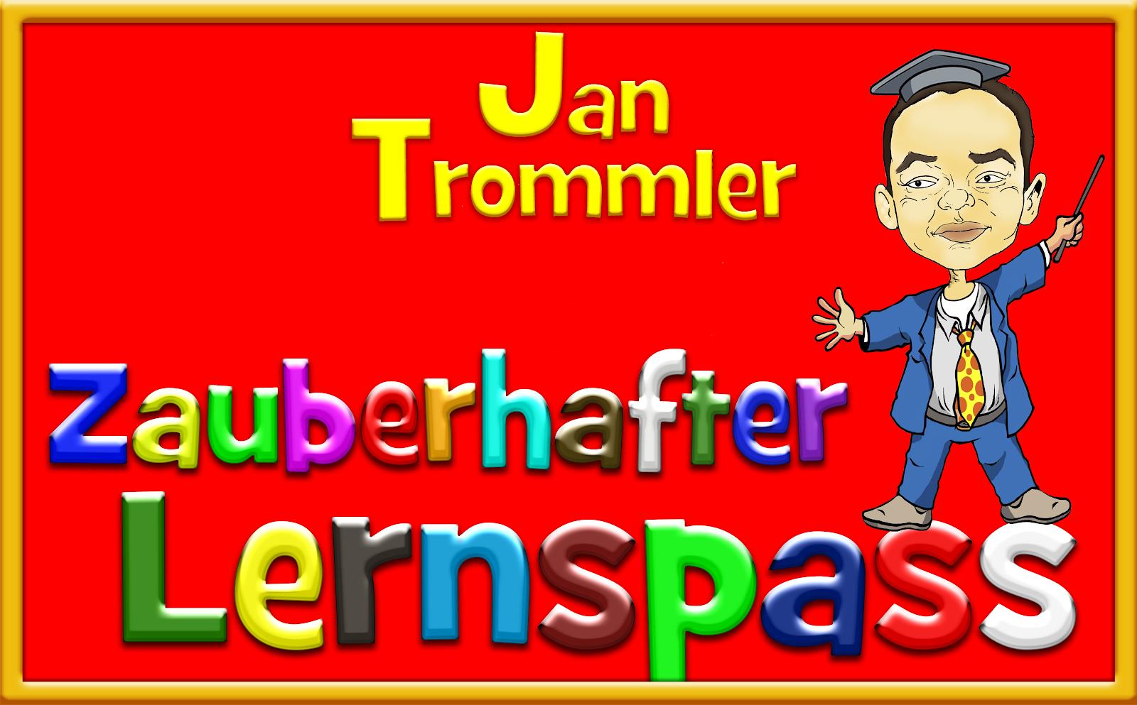 Verkehrszauberer Jan Trommler