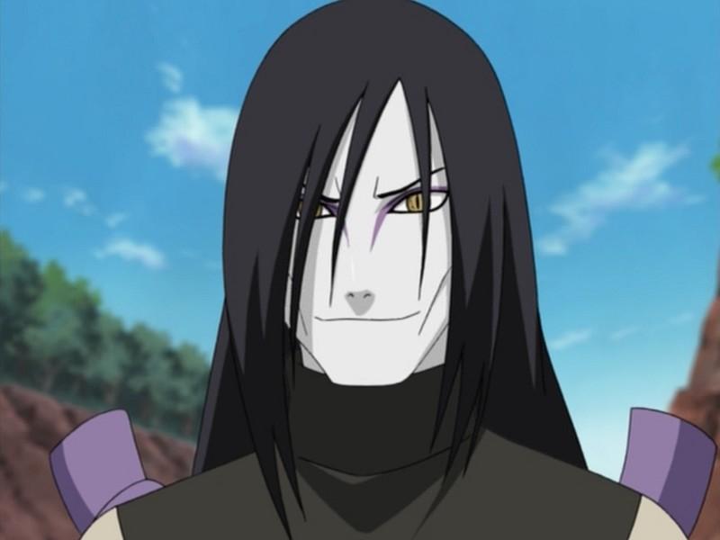 Kata-kata Mutiara Orochimaru (Anime Naruto)