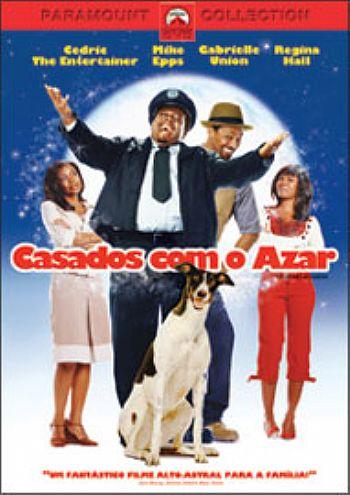 Filme Poster Casados com o Azar DVDRip XviD & RMVB Dublado