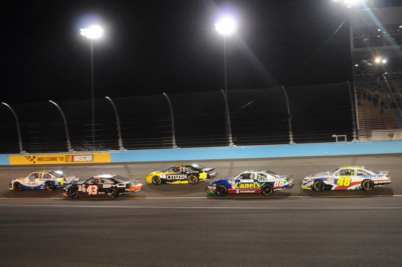NTS TRASMISIÓN DE NASCAR TOYOTA SERIES EN VIVO POR FOX SPORTS 3   P ...