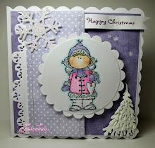 9 CHRISTMAS CARD FOR 2015!