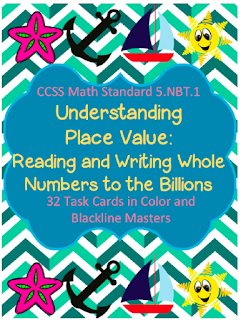 https://www.teacherspayteachers.com/Product/Task-CardsSCOOT-Place-Value-Reading-and-Writing-Whole-Numbers-5NBTA1-2005478