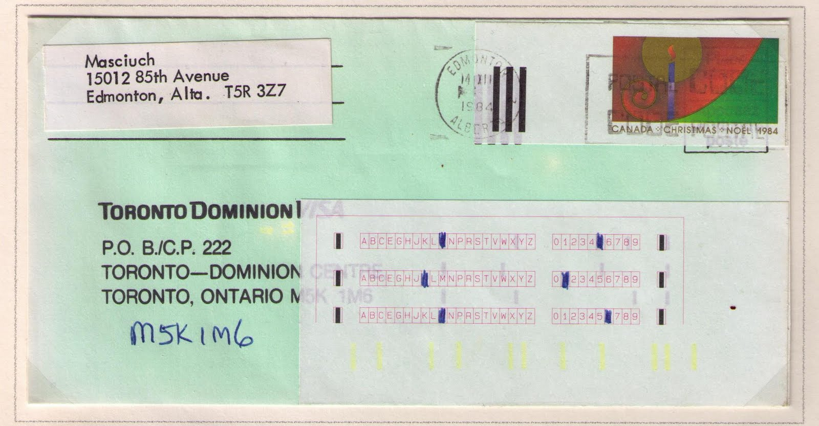 Edmonton postal code images frompo 1 for Code postal 97