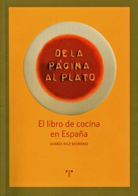 Libros de cocina y gastronom a de la p gina al plato - Paginas de cocina ...