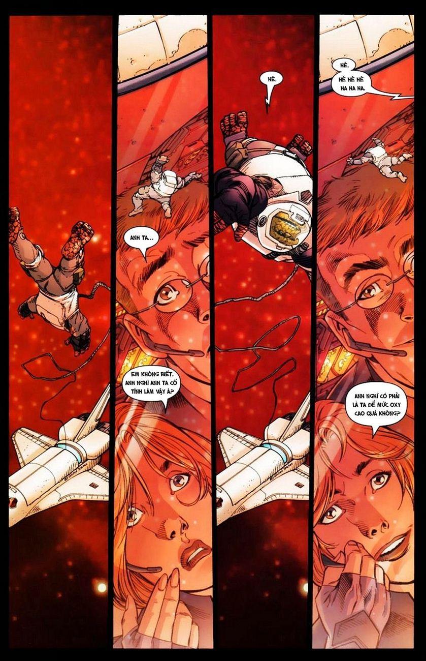 Ultimate Fantastic Four chap 15 - Trang 8