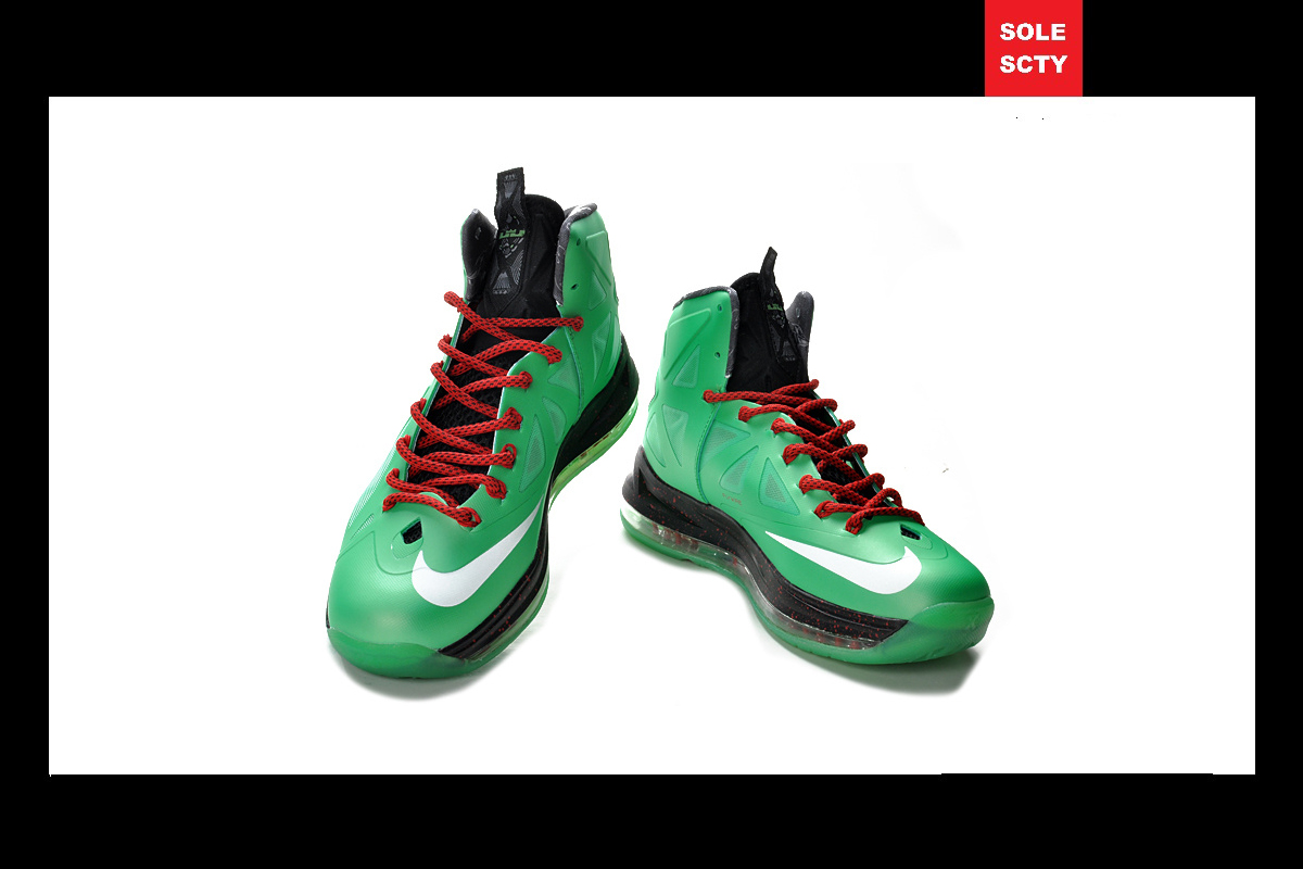 sole society nike lebron x cutting jade
