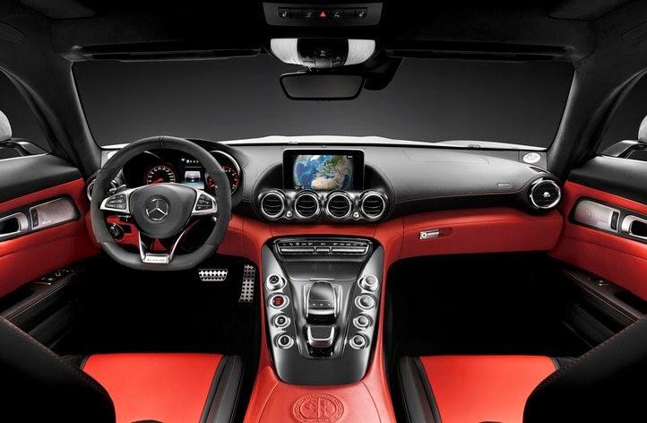 2016 Kia GT Coupe Interior