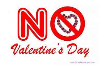 Hukum merayakan valentine day bagi umat islam
