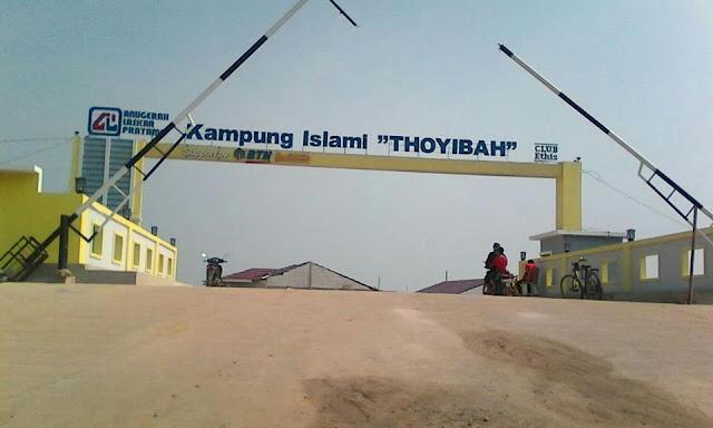 """miliki segera rumah di perkampungan islami thoyibah """"bebas riba"""""""