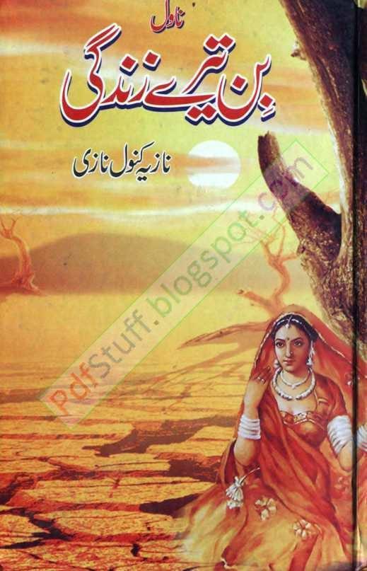 Bin tere zindgi Urdu novel by Nazia Kanwal Nazi 2 pdf.