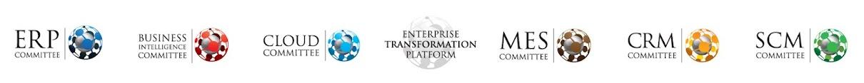 ERP Komitesi, Kurumsal Dönüşüm Platformu Üyesidir.