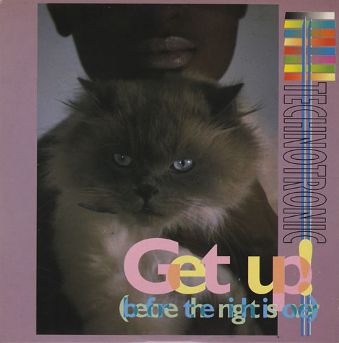 Technotronic - Get Up!