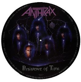 Anthrax: Bildskiva