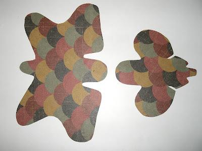Gabulle in wonderland diy un l phant eames en papier - Fabriquer un elephant en carton ...
