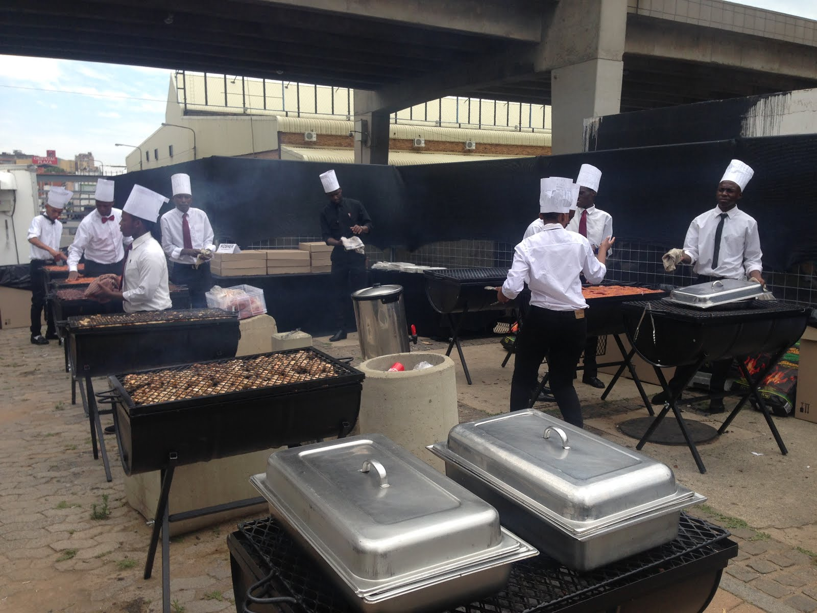 Braai Catering +100 people
