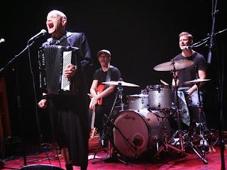 22.05.2015 Dortmund - Schauspielhaus: The Stephen Rappaport Band