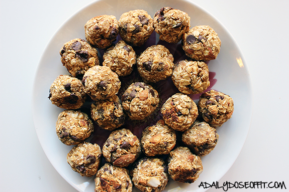 protein balls, protein snacks, protein bar, chocolate chips, peanut butter, powdered peanut butter, healthy snacks