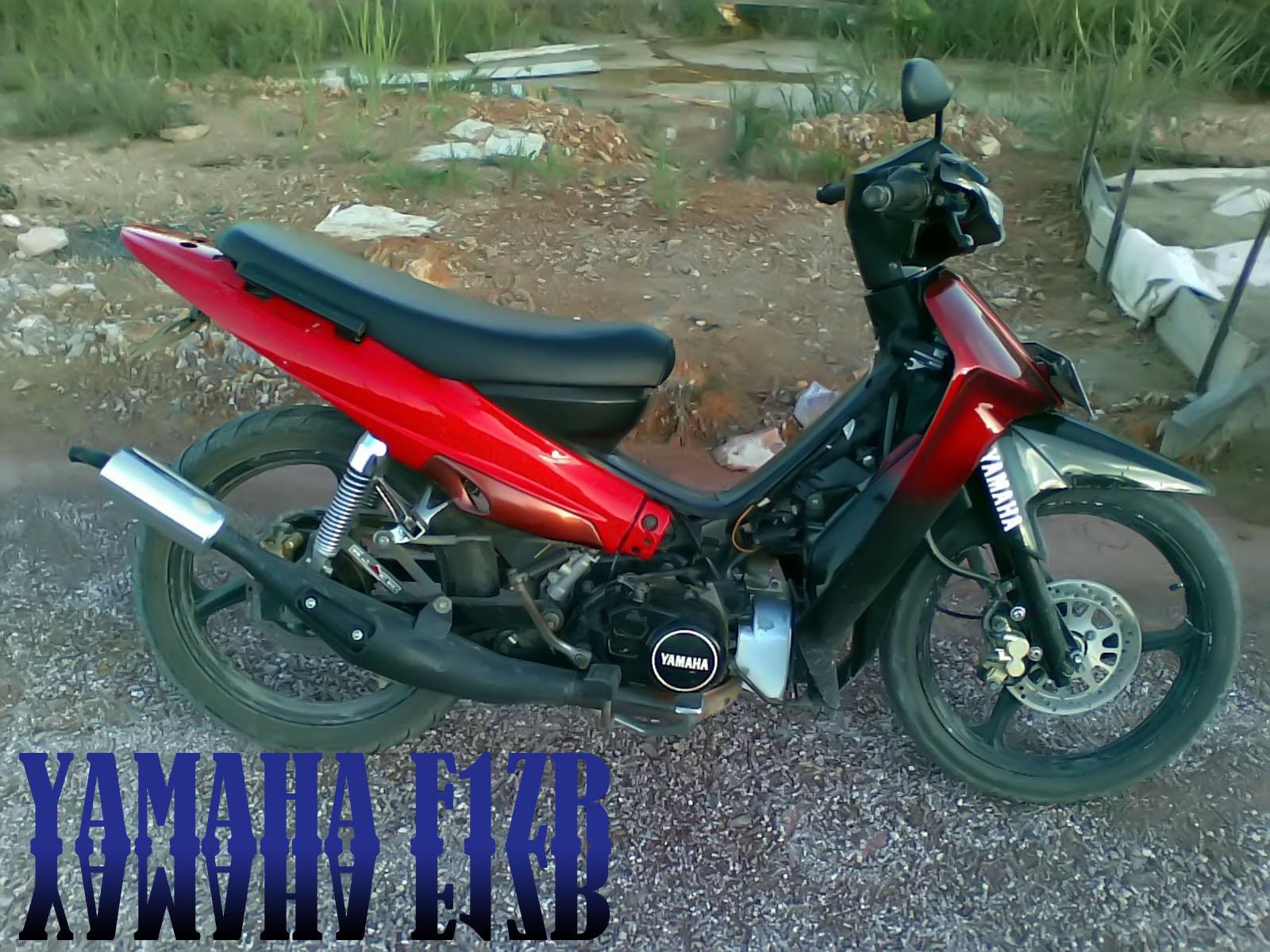 Gallery Foto Modifikasi Motor Yamaha Fiz R 2005