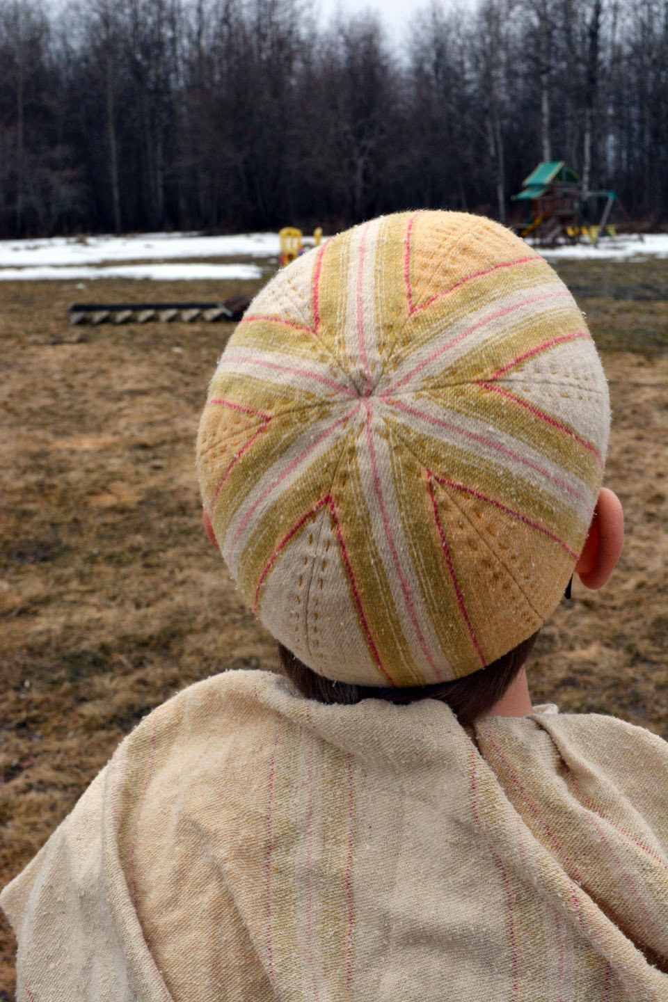 Top of the Kippah