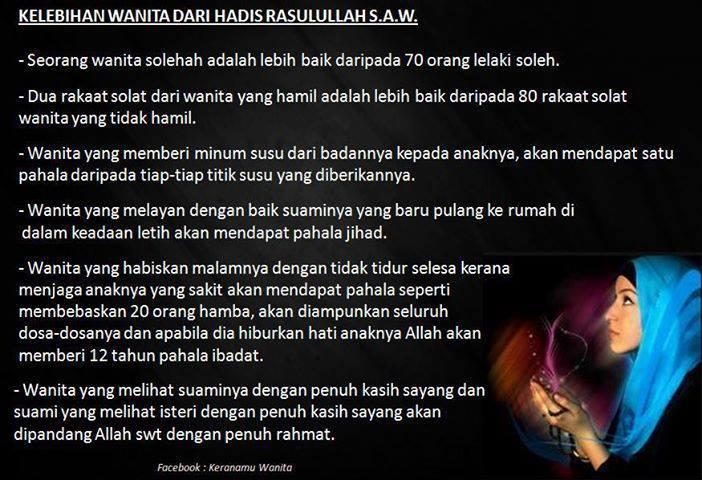 Wanita disisi ISLAM