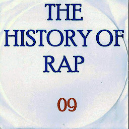 THE HISTORY  OF HIP HOP VOL. 9 - RARIDADE