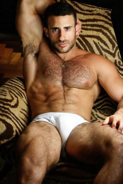 foto peludos gay:
