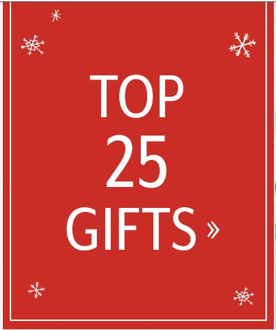Sur La Table Top 25 Gifts