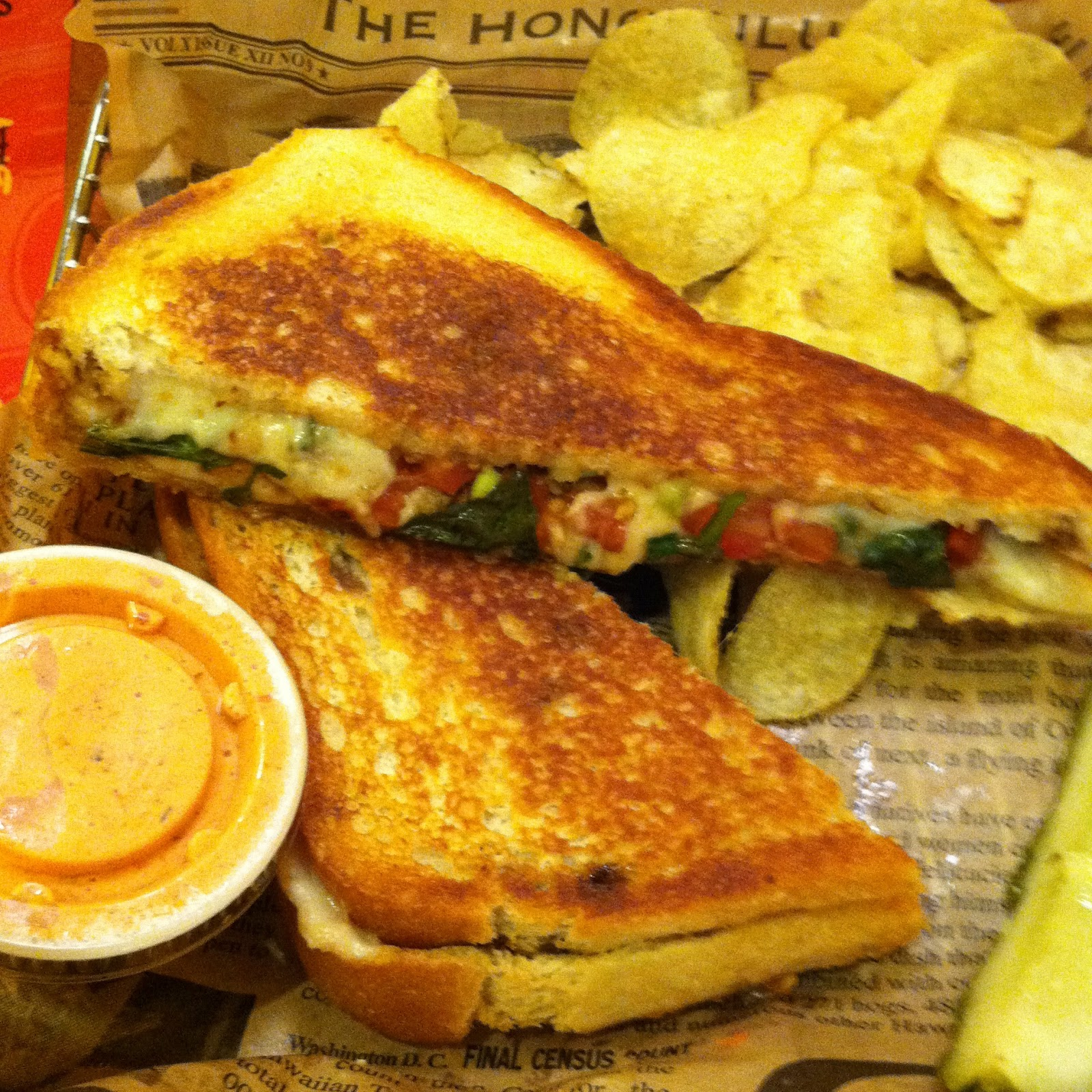 Restaurant Review: Melt Down Grilled Cheese | Food Marriage