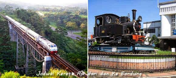 Jadwal Kereta Api Bandung