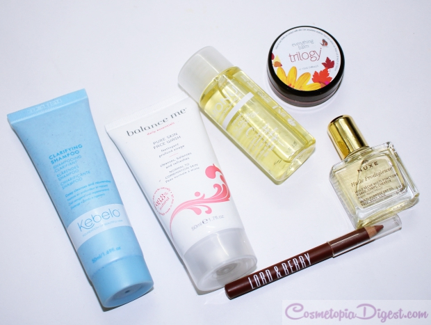 LookFantastic Beauty Box July 2015