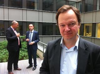 Echecs & Entreprise : Franck Droin Directeur du Groupe Kaissa
